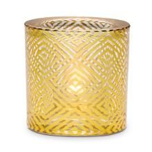 Jonathan Adler for PartyLite Safari Chic Ikat Votive Holder