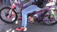 Drag Bike Malang 2015 - Bebek 2Tak 116cc
