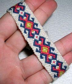 Photo of #2467 by aleninicka - friendship-bracelets.net