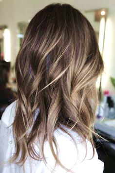 17 Great Ash Balayage Hair Shades You Can Try in 2018 #ash #balayage #color #hair #ideas