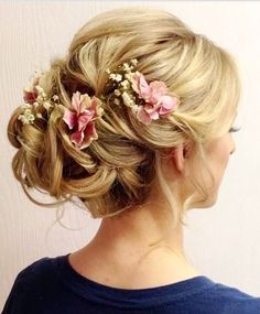 Sweet romantic updo(photo only)