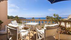 Penthaus Mallorca in erster Meereslinie in beliebter Residenz im Pedro Otzoup Stil http://www.casanova-immobilien-mallorca.com/de/apartment-wohnung/126447