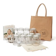Declutter your kitchen with The goop Essential Pantry Set