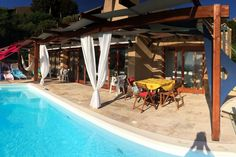 Costa Paradiso Sunset Sea pool - Villas for Rent in Costa Paradiso, Sardinia, Italy Big Swimming Pools, Sunset Sea, Romantic Getaway, Sardinia, Villas, Costa, Relax, Amp, Italy