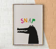 My Daughter is at the stage where she loves to tell me all the noises that her favourite animals make. I made this range of prints for her so that as well as telling me the sounds she can start to recognise the shapes of the letters that make up those sounds. We love them and I hope the little ones in your life will get the same enjoyment from them  ========================...