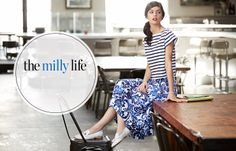 Milly women's clothing
