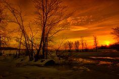 Sunrise - Quebec, Canada