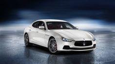 2014 Maserati Ghibli Photos Leaked - Maserati Ghibli a Mini Quattroporte - Road & Track