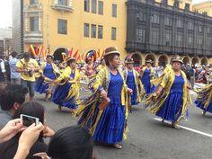 無計画の強み! 散歩してたらカーニバルに遭遇 ペルーの愉快なお祭り風景(動画あり)