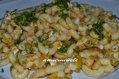 Pırasalı Peynirli Makarna  -  Zehra Şener #yemekmutfak.com Pırasa, dereotu ve beyaz peynirle yapılan bu harç makarnaya çok yakışıyor, üstelik son derece kolay.