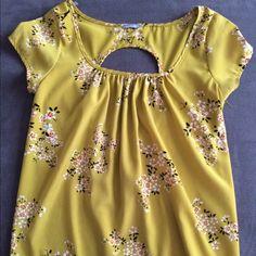 Shirt Nice summer floral shirt Charlotte Russe Tops Blouses