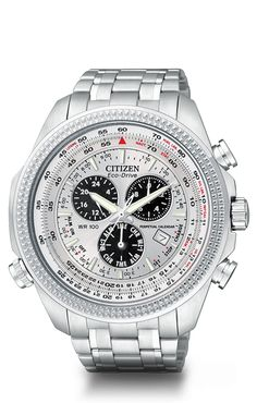 Citizen Eco-Drive - Perpetual Calendar Chronograph                          Model: BL5400-52A