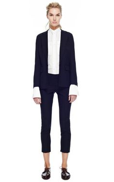 Priory Of Ten Laik Blazer by Priory of Ten for Preorder on Moda Operandi