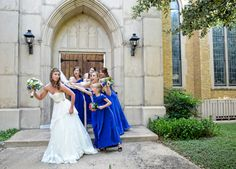 bridal party, funny bridesmaid photo Wedding at Arlington Heights United Methodist and The Fort Worth Club
