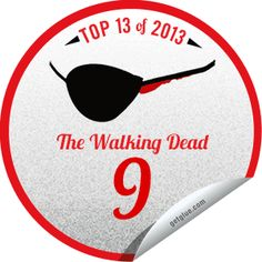 Top TV Moment #9: The Walking Dead: The Governor's Last Stand