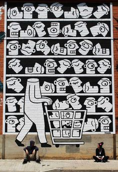 Google+ #streetart jd