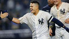 The 2019 Yankees quarter-season awards - Pinstripe Alley Yankees Team, New York Yankees, James Paxton, Gary Sanchez, Batting Average, Giancarlo Stanton, Cy Young, Double Play