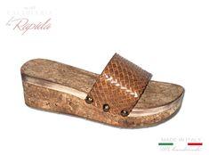 Zeppe e Ciabatte: Sugherina Cork Wedges, Ciabatta, Ipod Touch, Shoes, Fashion, Moda Femenina, Elegant, Zapatos, Moda