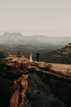 Sedona Elopement Cliffside Elopement is part of Adventure wedding photography - Sedona Wedding, Arizona Wedding, Elope Wedding, Dream Wedding, Elopement Wedding, Grand Canyon Wedding, Yosemite Wedding, Magical Wedding, Hawaii Wedding