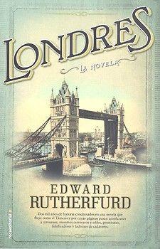 LONDRES   EDWARD RUTHERFURD  SIGMARLIBROS