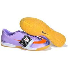 http://www.asneakers4u.com Cheap Soccer Cleats   Nike Mercurial Vapor Superfly II Victory IC In Purple Blue Orangeout of stock