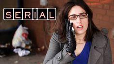 Sarah Koenig's Serial podcast