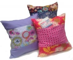 Pocket Pillow- Hysterectomy Recovery
