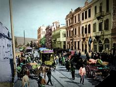 Pasaport , Izmir Turkey History, Greek History, Ottoman, Street View, Lost, Times, City, Cities