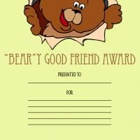 Repin and share our collection of free printable awards!