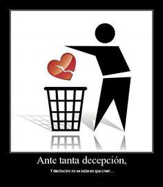 Decepción