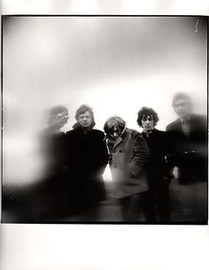 Credit: Gered Mankowitz/ATLAS Gallery An early morning shoot in Primrose Hill, north London for the cover of Between the Buttons in November...