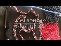 Minnie, Drawstring Backpack, Stencils, Jewelry Making, Make It Yourself, Beads, Youtube, Crochet, Bracelets