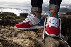 "Sneakers76 x Saucony - Shadow 5000 ""The Legend of God Taras"""