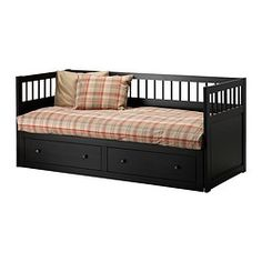 HEMNES Daybed frame with 2 drawers - IKEA (2nd guest room)