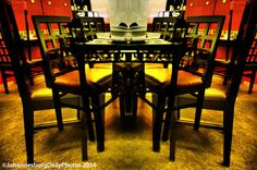 Johannesburg Daily Photos: Table and Chairs