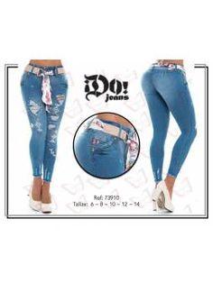 Vaquero Levanta Cola 11103 Skinny Jeans, Polyvore, Pants, Color Azul, Fashion, Templates, Women's Jeans, Modern Fashion, Cowboys