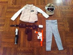 Making the Hoth Luke + Tauntaun Costume | Flickr - Photo Sharing!