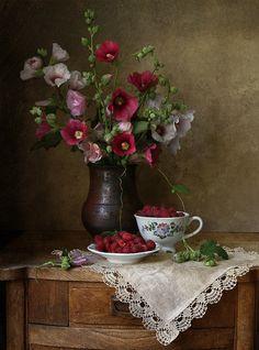 35PHOTO - Елена Татульян - С розами