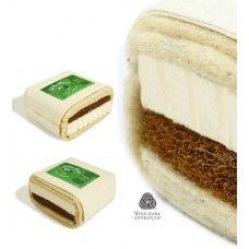 Buy Little Green Sheep Twist Natural Latex Cot Bed Mattress from MumStore Baby Cot Mattress, Cot Bedding, Natural Latex, Sheep, Deco, Desserts, Food, Tailgate Desserts, Deserts