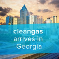 cleangas Now Available In Georgia