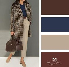 Colour Combinations Fashion, Color Combinations For Clothes, Fashion Colours, Colorful Fashion, Color Combos, Wardrobe Color Guide, 40s Outfits, Colours That Go Together, Color Balance
