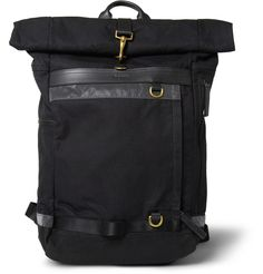 Paul Smith 531 - 531 Cycling Ventile Cotton-Canvas Backpack | MR PORTER