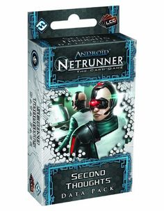Buy Android: Netrunner: Second Thoughts Data Pack