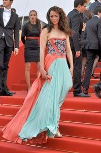 A prestigious Red Carpet for the fourth day of competition of the Festival de Cannes.The fashion show goes on with the most glamorous stars.