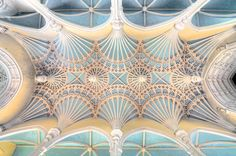 Dillon's firm Master of Plaster repaired the Unitarian Church ceiling in Charleston, South Carolina. Amazing Architecture, Art And Architecture, Architecture Details, Mosque Architecture, Photo Projects, Kirchen, Beautiful Buildings, Charleston Sc, Ceiling Design