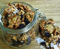 Apple-Cinnamon Superfood Granola Will Be Your New Favorite Snack