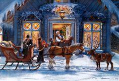 Christmas Eve ~ by Trisha Romance