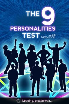iPhone App The 9 Personalities Test