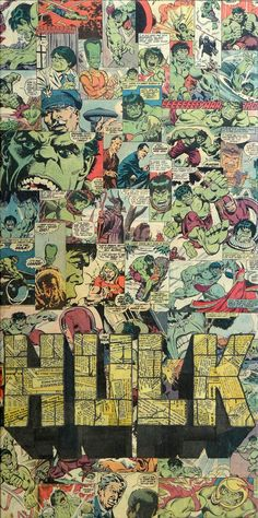 Mike Alcantara - the Incredible Hulk #marvel #avengers