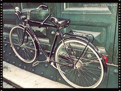 Bike in Rome Italy